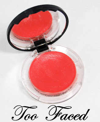 Too Faced Full Bloom Lip and Cheek Crème Color in Prim and Poppy