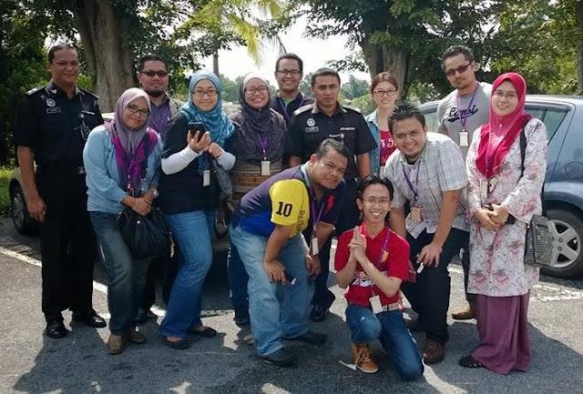 Visit Penjara Kajang, Blogger Di Penjara, penjara sejahtera, prison tour, life in prison, prison, blogger in prison