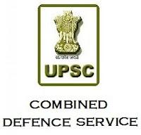 UPSC CDS 2013