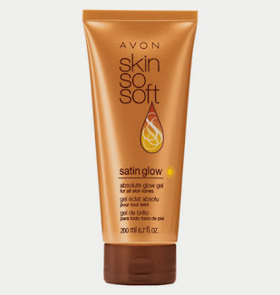 AVON  SKIN SO SOFT - SEE WHAT EVERYONE IS TALKING ABOUT