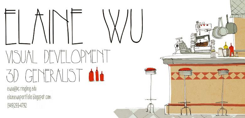 Elaine Wu's Portfolio