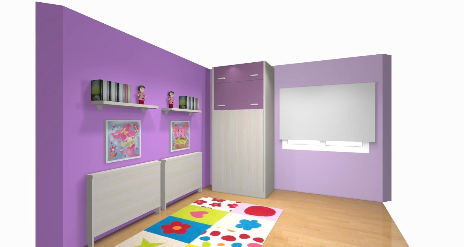 Dormitorios con camas abatibles literas abatibles - Xikara camas abatibles ...