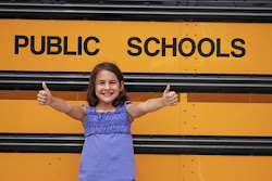 THUMBS UP FOR PUBLIC EDUCATION