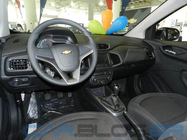 Chevrolet Onix LTZ 2013 - Preto