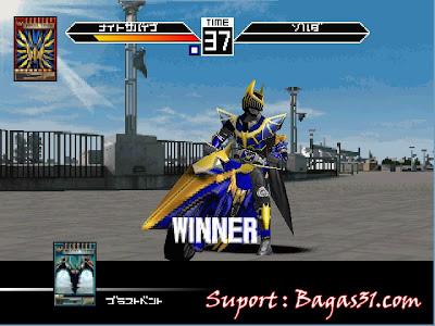 Kamen Rider : Ryuki Game 3