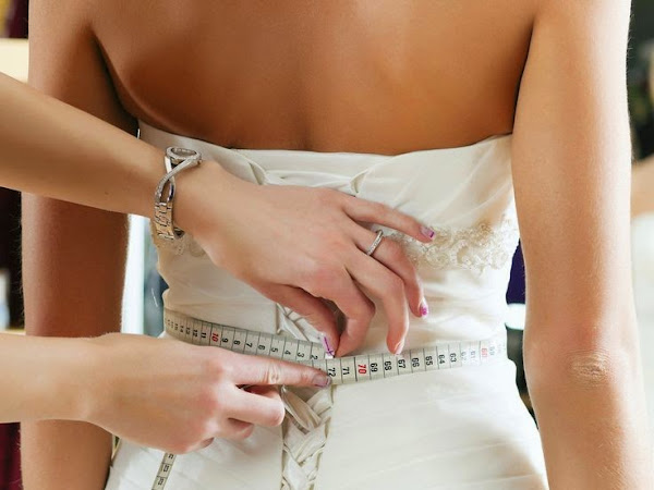A Guide To Shaping Up For Your Wedding*