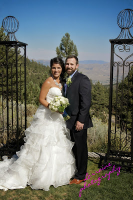 Mountain wedding at Tannenbaum