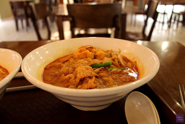 Penang Chicken Curry Laksa