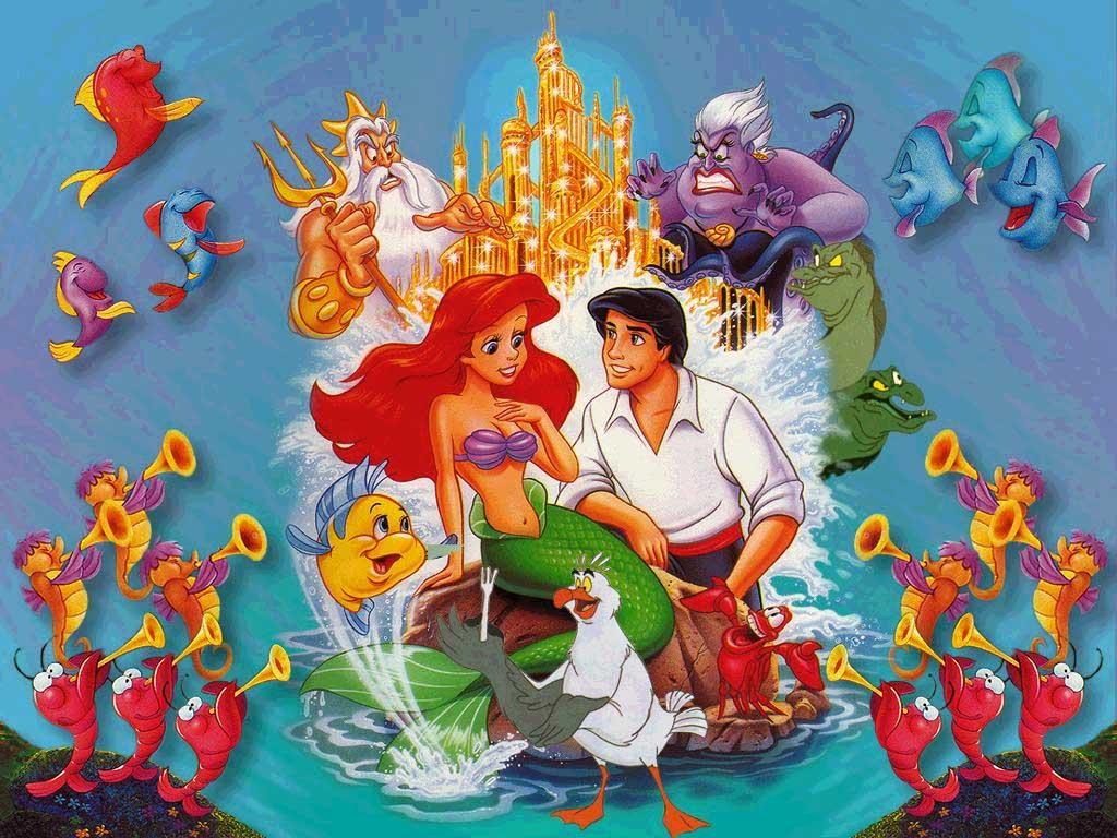 Todo Disney: Fondo de pantalla Princesas Disney