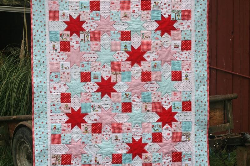Simple Patchwork Quilt Patterns
