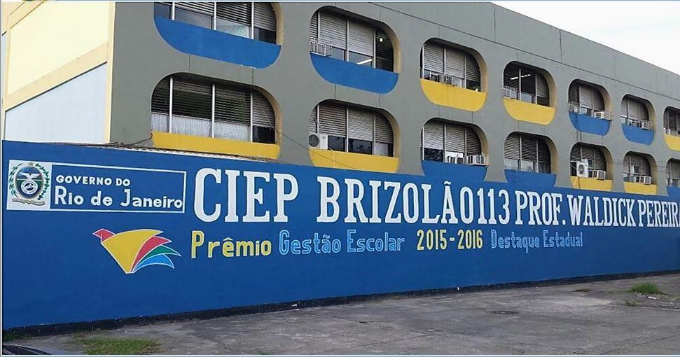 CIEP BRIZOLÃO 113 - PROF. WALDICK PEREIRA