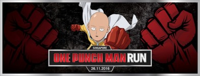 One Punch Man Run Hero for Fun