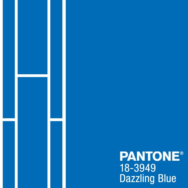 As Weu0027ve Said Before, Blue Is The Trending Color Right Now (and We Donu0027t  Think It Will Be Going Away Any Time Soon). Dazzling Blue Is A Bold, And  Electric ...