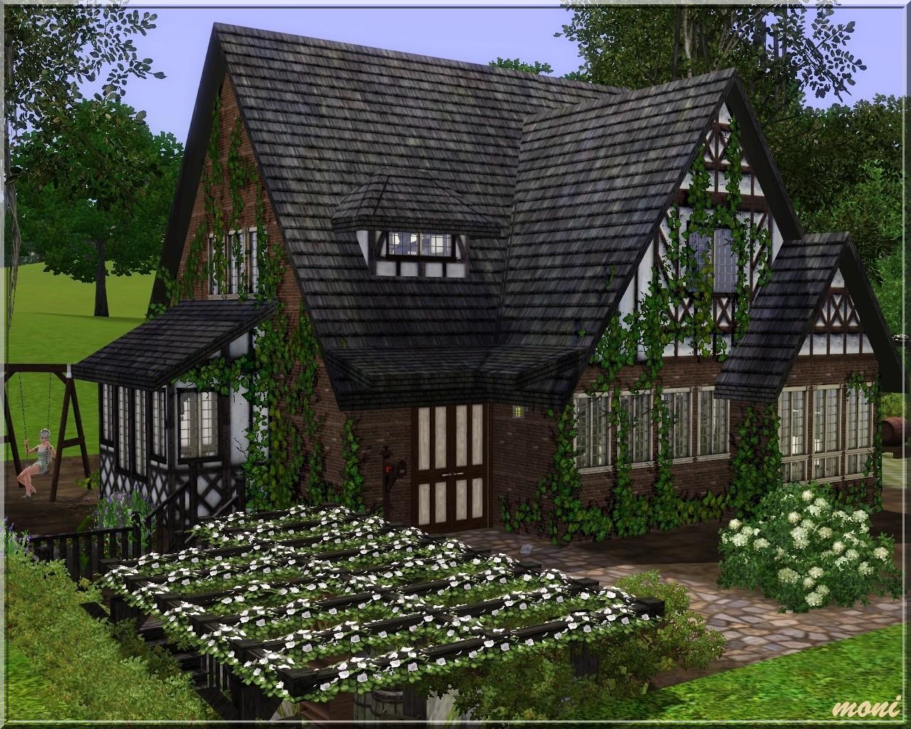 Arda sims tudor house ii for Tudor house