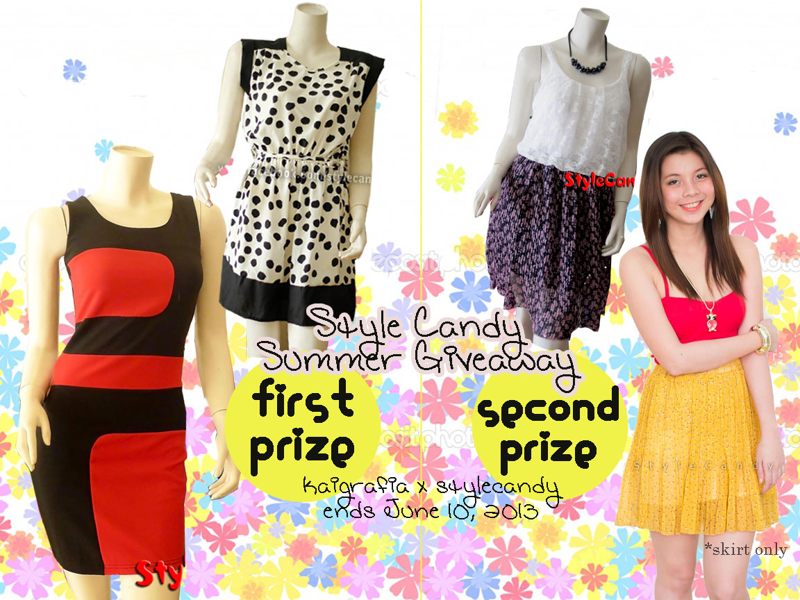 Style Candy Summer Giveaway 2013