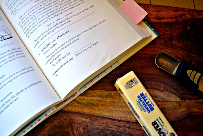 Julia Child's Cheese Souffle