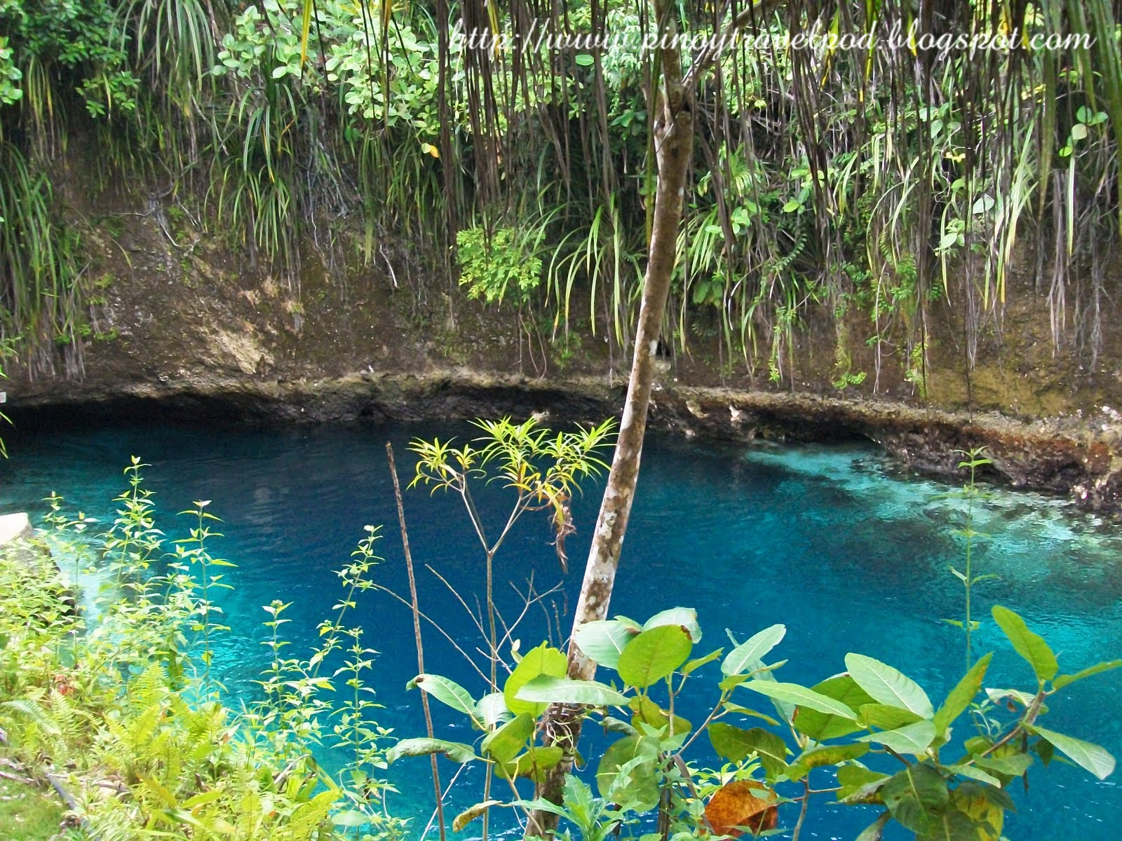 Enchanted River - Hinatuan, Surigao del Sur
