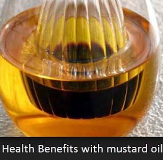 सरसों के तेल से फायदे , Mustard Oil Benefits in Hindi , सरसों का तेल और हमारा स्वास्थ्य
