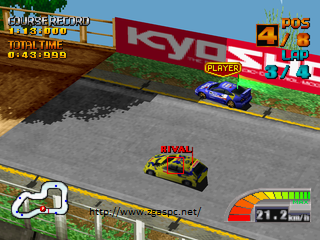 Free Download RC de GO! PS1 ISO Untuk Komputer Full Version ZGASPC