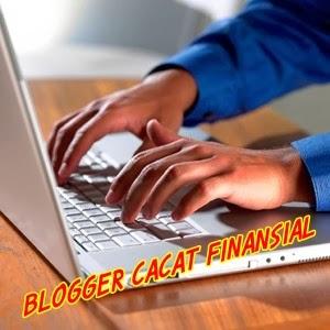 Blogger Sedang Ngetik