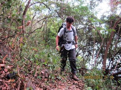 laguna de apoyo hiking