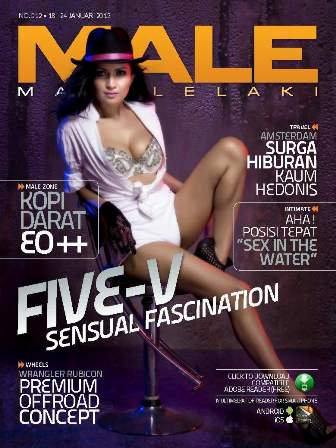 Download MALE Edisi 012 - Five V