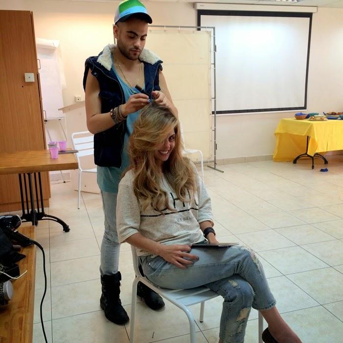 בלוג אופנה Vered'Style - הפקת אופנה במיני ישראל