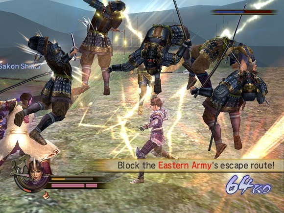 Samurai Warriors - GameSpot