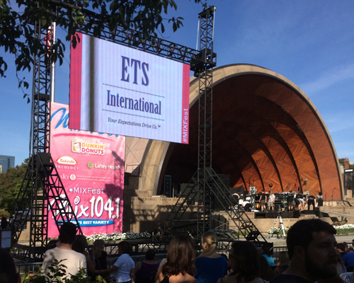 ETS International Rocks out at Boston's Mixfest 2015