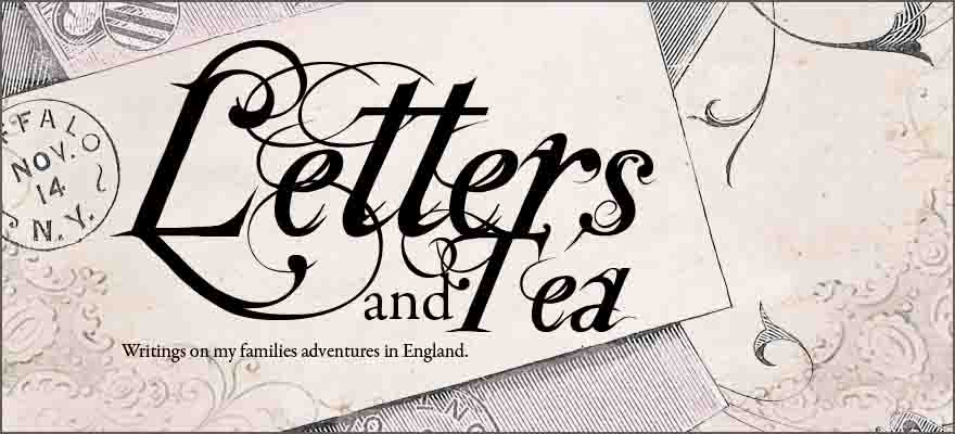 Letters and Tea