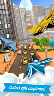 Jets - Papercraft Air-O-Batics v1.3.1 Apk Full