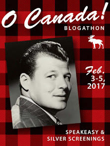 O Canada! Blogathon