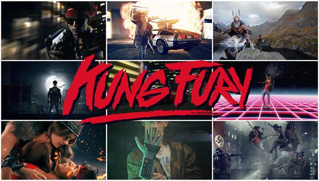 Kung Fury - Anche meno, ma che ridere