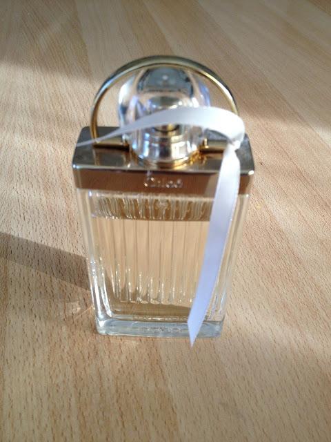 perfume love story chloé