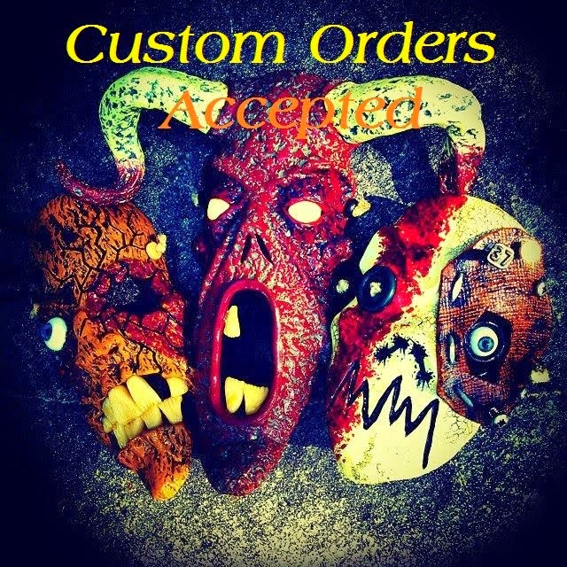 Taking Custom Orders