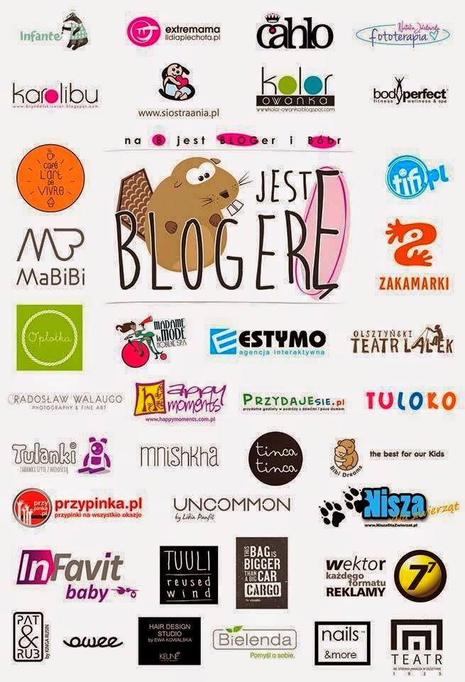 Jestę blogerę....