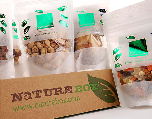 Over 40% Off 3 Month Subscription to Nature Box at Rue La La - Ends Today!