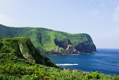 Okinoshima Islands, Shimane, Japan