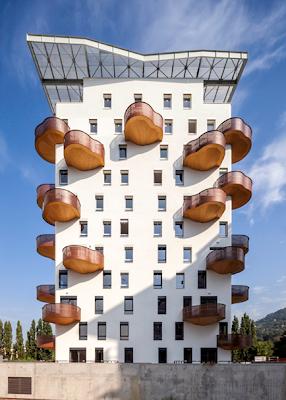 diseño original balcón