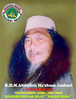KH. Agus Maksum Djauhari