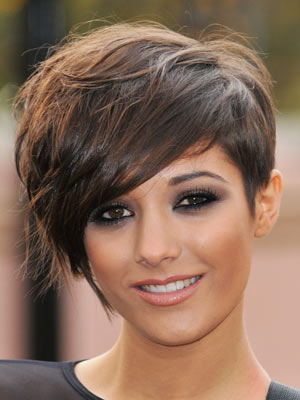 fashion chic pixie hair for teenage girls