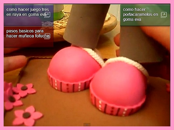 Videos De Manualidades Faciles Y Bonitas.Video Tutorial Con Consejos Para Realizar Bonitas Munecas Fofuchas