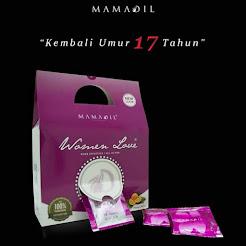WOMEN LOVE MAMADIL - KEMBALI 17 TAHUN