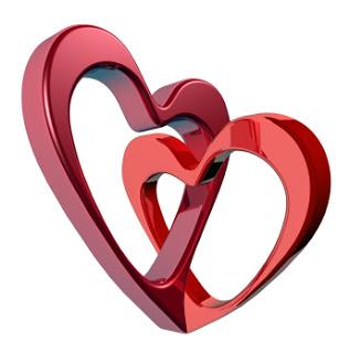 gambar hati love