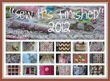 Sew It&#39;s Finished 2012