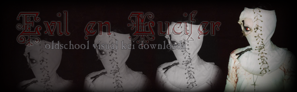 ┼  Evil en Lucifer  ┼ oldschool visual kei downloads