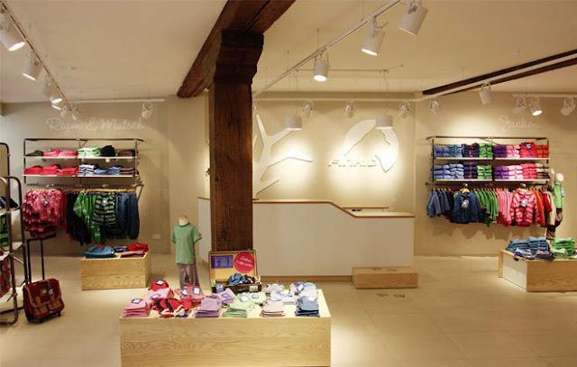 Como decorar uma loja de roupas infantis Del Carmen by Sarruc -> Como Decorar Uma Loja Pequena