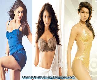 Bikini Body, Bollywood Bikini
