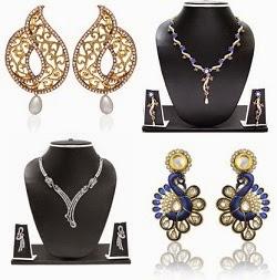 Women's Fashion Jewellery – below Rs.499 Only (Upto 79% Off) @ Flipkart