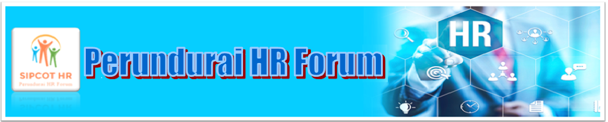 Perundurai HR Forum - Labour Law News